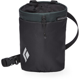 Black Diamond Repo Chalk Bag black forest